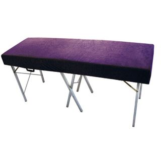 COUCH COVER NO FACE HOLE Deep Purple