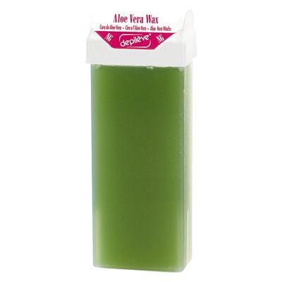 NG ALOEVERA WAX 100gm Cartridge Depileve