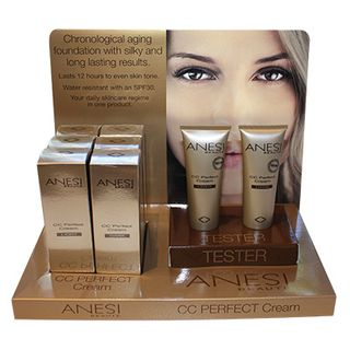 ANESI CC CREAM DISPLAY FULL Infini Jeune