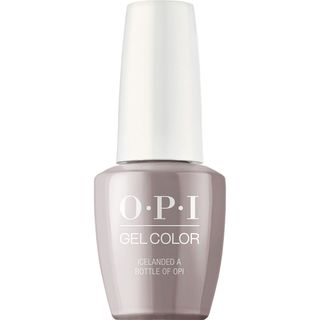 GC - ICELANDED A BOTTLE OF OPI  15ml