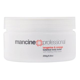 TANGERINE BODY BUTTER 250gm Mancine