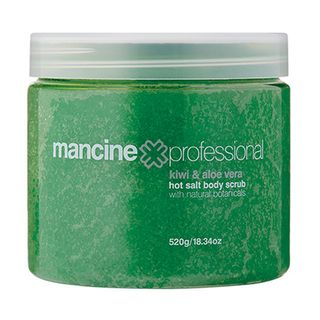 KIWI BODY SCRUB 520gm Mancine