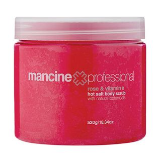 ROSE BODY SCRUB 520gm Mancine