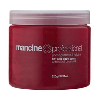 POMEGRANATE BODY SCRUB 520gm Mancine