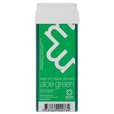 ALOE GREEN CARTRIDGE 100ml Mancine