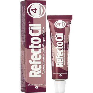 CHESTNUT EYELASH TINT Refectocil