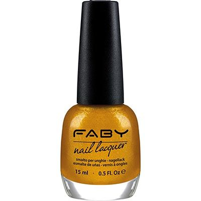 ALL THAT GLITTERS IS NOT GOLD 15ml Faby