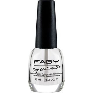 TOP COAT MATTE 15ml Faby
