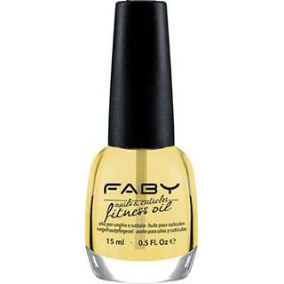 NAIL & CUTICLE FITNESS OIL 15ml Faby