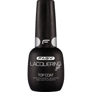 LACQUERING GEL TOP COAT 15ml Faby