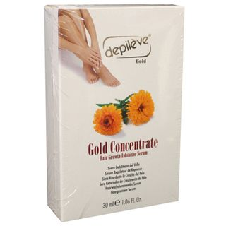 GOLD CONCENTRATE 30ml Depileve