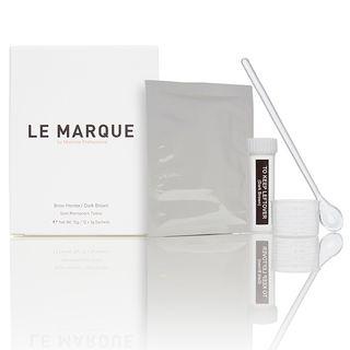 HENNA DARK BROWN REFILL 12pk Le Marque