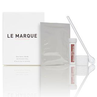 HENNA BLONDE REFILL 12pk Le Marque