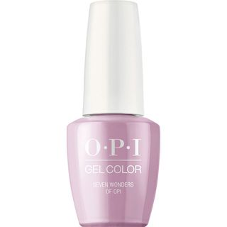 GC - SEVEN WONDERS OF OPI 15ml px1
