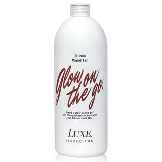 20 MIN RAPID TAN  1 lt Naked Tan