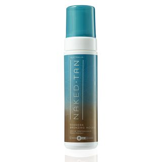 TANNED BRONZING MOUSSE 180ml Naked Tan