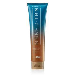 GODDESS SELF TAN 150ml Naked Tan