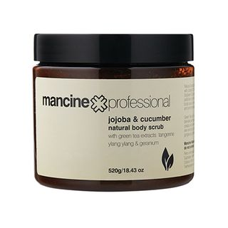 NATURAL BODY SCRUB 500ml Mancine