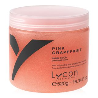 PINK GRAPEFRUIT SCRUB 520gm Lycon