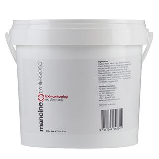 BODY SPA RED CONTOURING CLAY 2.5kg Manci