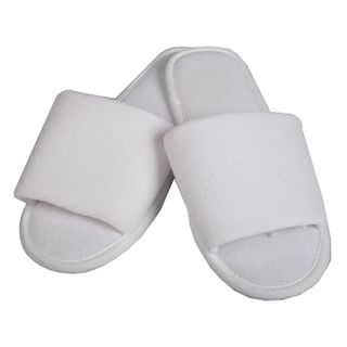 SPA SLIPPERS NON SLIP TERRY TOWEL