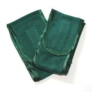 HEADBAND - Forest Green/Velcro - 2 Pa