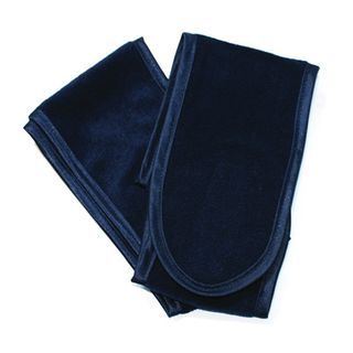 HEADBAND - Navy Blue/Velcro - 2 Pack