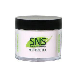 SNS NATURAL FILL POWDER 16oz/448gm