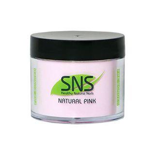 SNS NATURAL PINK POWDER 2oz/56gm
