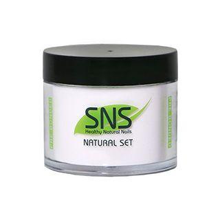 SNS NATURAL SET POWDER 16oz/448gm