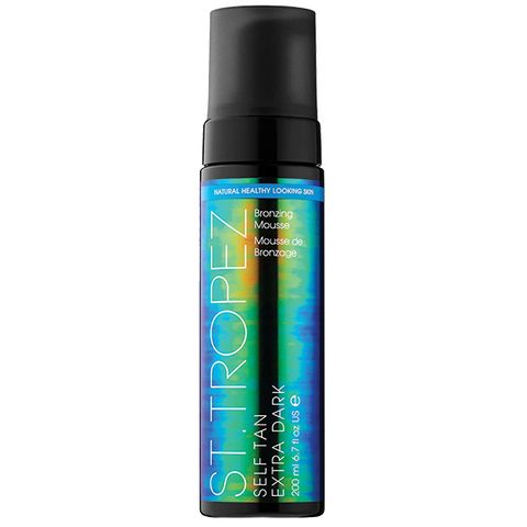 EXPRESS EXTRA DARK MOUSSE 200ml St Trope