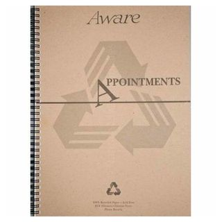 APPOINTMENT BOOK 4 COLUMN - Aware