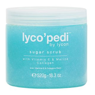 SUGAR SCRUB Lyco Pedi 520gm Lycon
