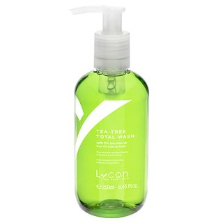 TEA TREE TOTAL WASH 250ml Lycon