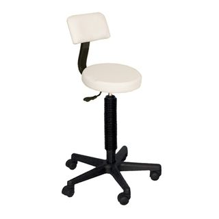 SPRINT STOOL WITH BACK SUPPORT