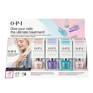 8pc INFINITE SHINE TREATMENT DISPLAY