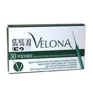 NEEDLES IN#2 F-SHANK 30pack Velona