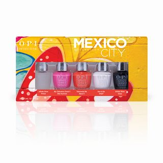 MEXICO INFINITE SHINE MINIS 5pc