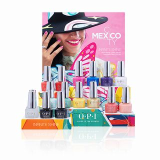MEXICO INFINITE SHINE DISPLAY 16pc