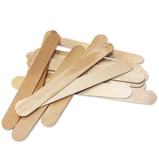 **SPATULAS WOODEN MEDIUM 1000pk 150x16mm