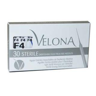 NEEDLES SS#4 F-SHANK 30pack Velona