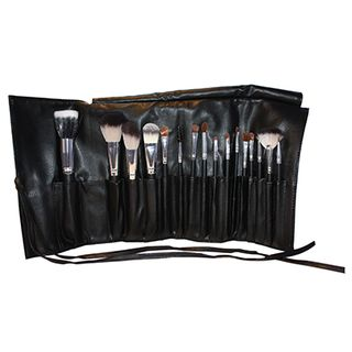 16pc PRO ESSENTIALS BRUSH SET - Crown