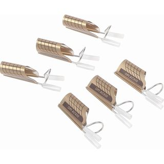 REUSABLE NAIL FORM 6PK