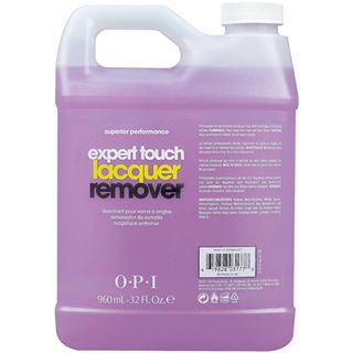 POLISH REMOVER EXPERT TOUCH 960ml