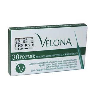 NEEDLES IN#4 K-SHANK 30pack Velona