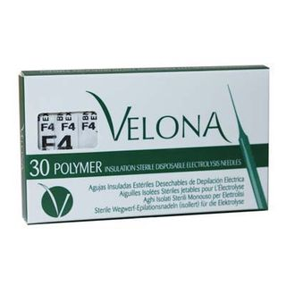 NEEDLES IN#5 K-SHANK 30pack Velona