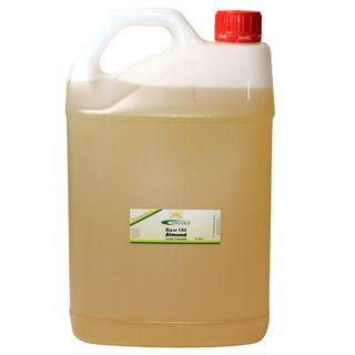 ALMOND MASSAGE OIL ODOURLESS 5 Litre
