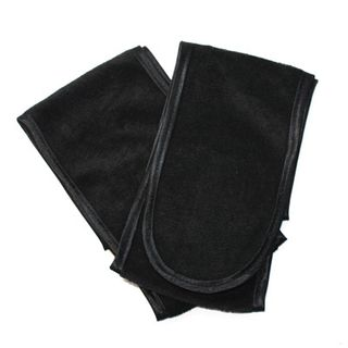 HEADBAND - Black/Velcro - 2 Pack