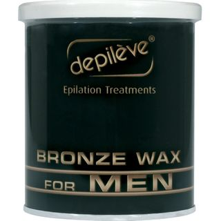 BRONZE WAX FOR MEN 800gm Depileve