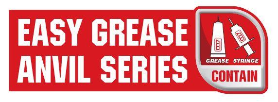 Easy Grease Anvil Series